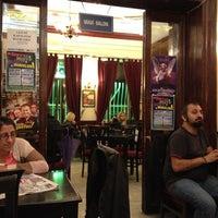 Photo taken at Melekler Kahvesi by Melekler K. on 10/20/2012
