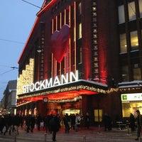 12/21/2012 tarihinde Satu N.ziyaretçi tarafından Stockmann'de çekilen fotoğraf