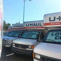 Photo Taken At U Haul Moving U0026amp;amp; Storage Of West Seattle By ...