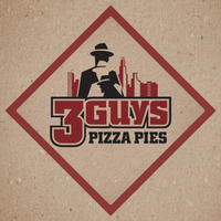 Foto tomada en 3 Guys Pizza Pies  por 3 Guys Pizza Pies el 10/1/2015