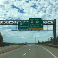 Photo taken at Route 119/Rt 22 Interchange by Anthony B. on 10/7/2017