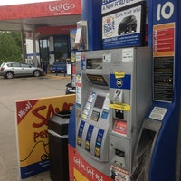 Photo taken at GetGo Gas Station by Anthony B. on 6/6/2013