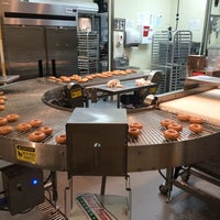 Photo taken at Krispy Kreme Doughnuts by Anthony B. on 7/18/2014