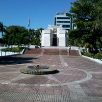 Photo taken at Parque Independencia by Germán Roberto R. on 6/17/2013