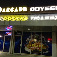 Photo taken at Arcade Odyssey by Decadentdave on 5/3/2013