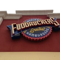 Photo taken at Fuddruckers by Decadentdave on 2/26/2013