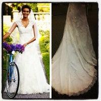 Photo taken at David's Bridal by Alexis L. on 2/13/2013