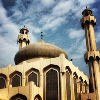Photo taken at جامع العدلية by Mohammed S. on 10/29/2012