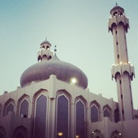 Photo taken at جامع العدلية by Mohammed S. on 9/29/2012