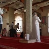 Photo taken at جامع العدلية by Mohammed S. on 12/13/2014
