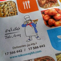 Photo taken at TakeAway by Mohammed S. on 1/13/2014