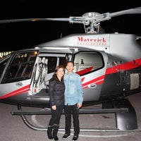Photo taken at Maverick Helicopters by Ina T. on 1/12/2016