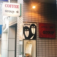 Photo taken at coffee GROUP by でむちん on 12/7/2017