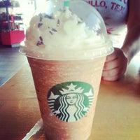 Photo taken at Starbucks by Alissa S. on 12/5/2012