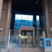 Photo taken at Barwa Bank (HQ) by Tamer E. on 1/23/2014