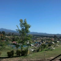 Photo taken at mirador los laureles by Angelo M. on 12/8/2012