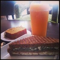 Photo taken at Sama Restaurante Café by Samiah N. on 4/7/2013