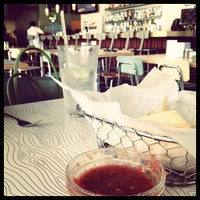 Photo taken at Pure Taqueria by {Social}Kat on 10/25/2012