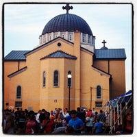 Photo taken at Yiasou Greek Festival by {Social}Kat on 9/15/2012