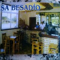 Das Foto wurde bei Restaurante Besadío von Lino am 10/30/2012 aufgenommen