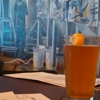 Photo taken at Silver Moon Brewing & Tap Room by Melissa R. on 7/5/2013