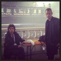 Das Foto wurde bei Ovalhalle im MQ von david b. am 11/23/2013 aufgenommen