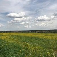 Photo taken at деревня новиково by Таиса Л. on 5/29/2017