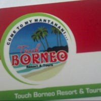 Photo taken at Touch borneo resort and tours, wisma sabah by Lydia Y. on 7/22/2013