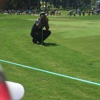 Photo taken at Wyndham Championship at Sedgefield CC by Antonio J. on 8/21/2015