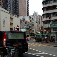 Photo taken at Aberdeen Main Road 香港仔大道 by Baldwin N. on 5/13/2014