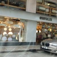 Photo taken at Eurolux 照明世界 by Baldwin N. on 7/19/2014
