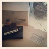 Photo taken at Urban Cookies Bakeshop by Shaun B. on 10/17/2012