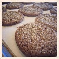 Photo taken at Urban Cookies Bakeshop by Shaun B. on 11/5/2012