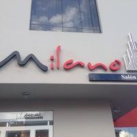 Photo taken at Milano Salón & Spa by Kizoku T. on 7/21/2014