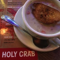 Photo taken at Holy Crab Cajun Seafood Restautant by milk inque on 5/26/2017