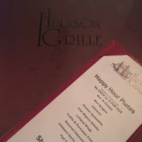 Photo taken at Hudson Grille by milk inque on 5/1/2017
