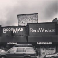 Photo taken at Bookman Rare & Used Books by Alissa E. on 5/5/2013