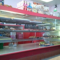 Photo taken at Jubilee Donuts by D B. on 6/3/2013
