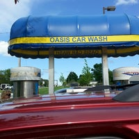 Photo taken at Oasis Car Wash by Kelly T. on 5/31/2013