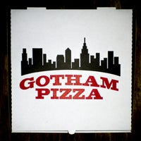 Photo taken at Gotham Pizza by Jø P. on 5/19/2013