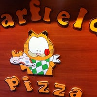 Photo taken at Garfield pizza by Gio C. on 9/14/2013