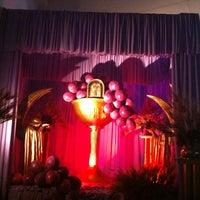 Photo taken at Iglesia De Los Angeles by Darla S. on 3/29/2013