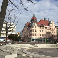 Photo taken at SZTE Rektori épület by Sara 🔱 on 2/8/2016