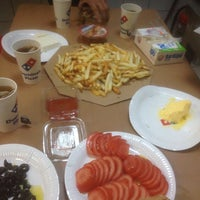 Photo taken at Domino's Pizza by Doğukan Mesut T. on 12/3/2016