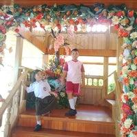 Photo taken at Mapanget Indah Resto by Yesy T. on 1/23/2015