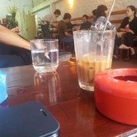 Photo taken at Cafe Năng by Núm Nũng Nịu on 11/15/2012