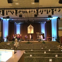 Photo taken at Colonial Heights Baptist Church by Chris P. on 3/31/2013