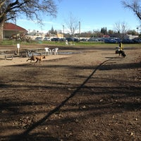 Photo taken at Carmichael Dog Park by Kaitlyn F. on 12/18/2012