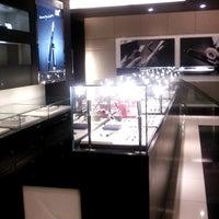 Photo taken at Montblanc Boutique Tokyo by Reiko K. on 12/12/2014