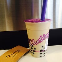 Photo taken at chatime by Hyunjoo L. on 9/6/2014